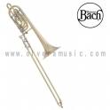 "Bach 50B3 Trombón Bajo ""Stradivarius"" Profesional de Vara"