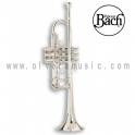 "Bach C180SL229CC ""Stradivarius"" Trompeta Profesional"