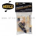 Herco Kit para Clarinete